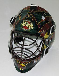 Minnesota Wild Franklin Sports Collectible Mini Goalie Mask