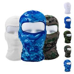 Motorcycle Cycling Outdoor Sport Unisex Full Face Mask Cover