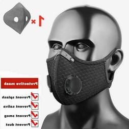NEW Activated carbon Ventilate respirator with filter For Cy