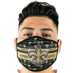 New Orleans Saints Face Mask