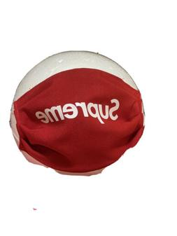 NEW RED! SUPREME  Face mask Sports Reusable Mouth Mask!