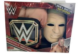 New WWE Become a Superstar Brock Lesnar Child Costume Youth