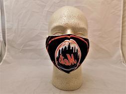 NEW YORK METS PPE Face Mask MLB Baseball Reusable Washable D