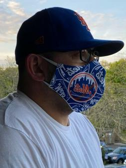 New York METS YANKEES REDSOX, Face mask! **PREMIUM QUALITY