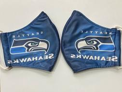 NFL Football Teams Face masks . Seahawks