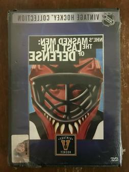 NHL Vintage Collection: Masked Men