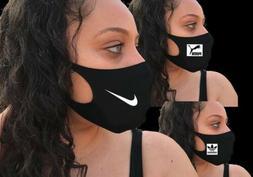Nike,adidas And Puma Mask
