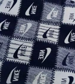 Nike Blue Sport Face Mask Reusable Washable Breathable Soft