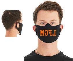 NY Mets LFGM Unisex Washable Cotton  Face Mask USA Made SA
