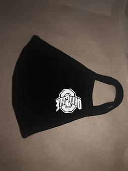 Ohio State Buckeyes Reusable Face Mask- Double Layer