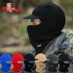 Original USA Outdoor Mask with Zippers Warm Balaclava Ski Hu