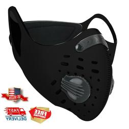 Outdoor Sports Face Mask Activated Carbon Filter Anti-PM.2 N