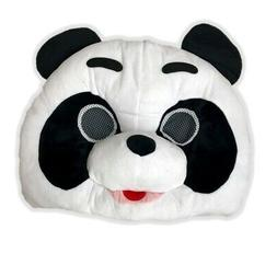 Panda Bear Mascot Animal Head Mask School Sports Events Adul