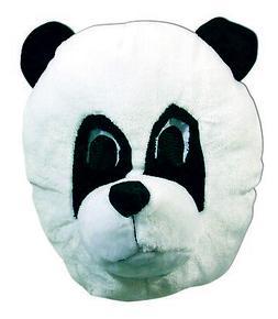 panda mascot animal head big mask school