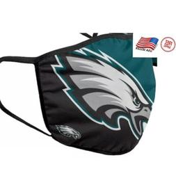 Philadelphia Eagles NFL Face Mask Washable/Reusable Free Shi