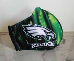 Philadelphia EAGLES, The Eagles, FACE MASK Adult, TRIPLE LAY