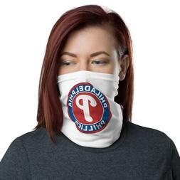 Philadelphia Phillies Baseball Face Mask MLB Sport Gift Neck
