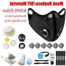 Reusable Masks/ Filter pads/ Exhaust Valve /PE ,Metal Strip