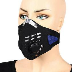 Reusable Outdoor Sports Cycling Face Cover Dustproof Anti-Ha