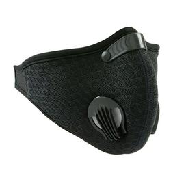 Reusable Outdoor Sports Cycling Face Mask Dust Proof Mouth C