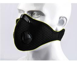 Reusable Sports Outdoor Cycling Air Purifying Face Mask Scar