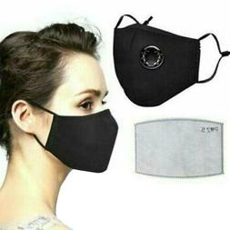Reusable Washable Adult Face Mask with one Filter Free Shipp