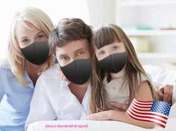 Reusable Washable Face Mask Covering Masks Fashion Clothing