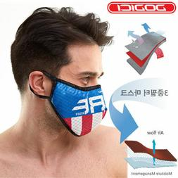 RS13 Leisure Sports Mask Quality Authentication Korea KIFA T