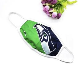 Seattle Seahawks Face Mask Covering NFL Football Sports Prot