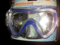 Wave Sports Shark Junior Fit Diving Mask Ages 6-12 Shatter R