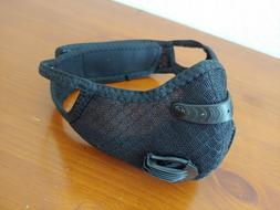 Sport Face Mask with Exhalation Valves and Activated Carbon