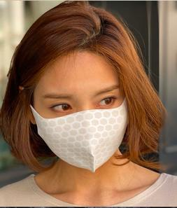reusable, Washable,Fashion Face Mask- 7 Wings made in Korea