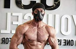 Friorange Sport Workout Hypoxic Mask Running Mask Fitness Ma