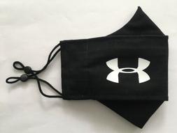 Sports Athletics Handmade 100% Cotton Fabric Reusable Face M