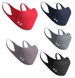 Under Armour Sports Face Mask Reusable Washable Cover Masks