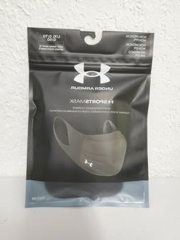 Under Armour Sports Mask L/XL - Black - New in Sealed Bag