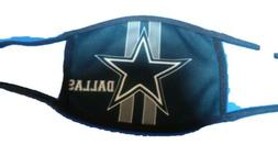 Sports Team Face Mask Washable and Reusable