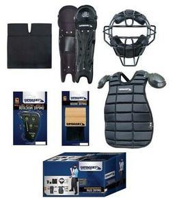 Champro Sports Starter Umpire KIT-BLACK Black