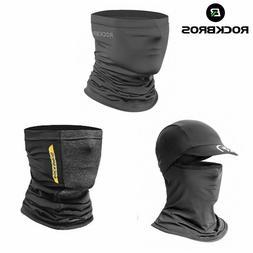 ROCKBROS Summer Sport Ice Silk Neck Warmer Scarf Headband Fa