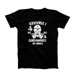 Survivor Mask Men's T-shirt