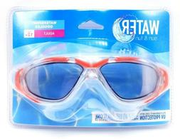Swim Goggles Watersport• Adult 12+ Polycarbonate UV Protec