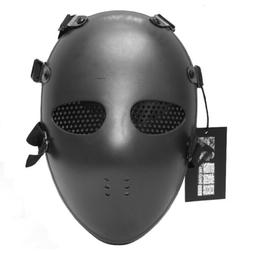 Tactical Airsoft Paintball Full Face Mask Outdoor Sport Cosp