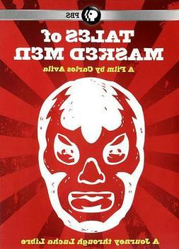 Tales of Masked Men: A Journey Through Lucha Libre New DVD