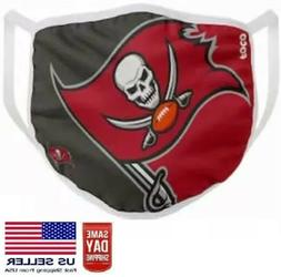 tampa bay buccaneers face mask washable slot