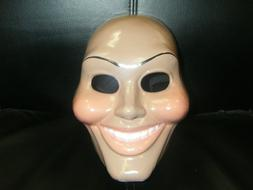 THE PURGE MOVIE FACE ADULT COSTUME HALLOWEEN MASK ACCESSORIE