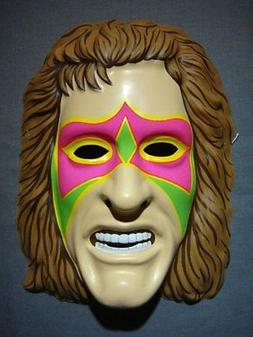 THE ULTIMATE WARRIOR WWE CHILD ADULT NEW FANCY DRESS UP WRES