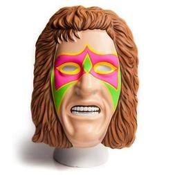 THE ULTIMATE WARRIOR WWE WWF CHILD ADULT HEAD NEW FANCY DRES