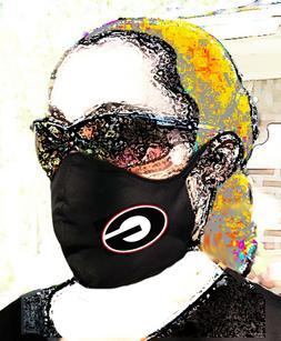 UGA / Georgia Bulldogs Mask Washable and Reusable Homemade