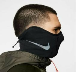 Nike Unisex STRIKE Snood Running Neck Warmer Black Face Mask