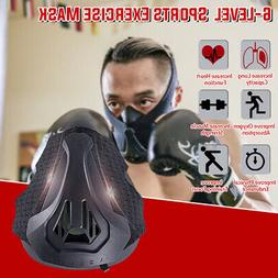 US Sport Face Mask For Breathing High Altitude Oxygen Traine